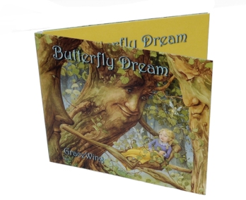 butterfly Dream CD packaging image web