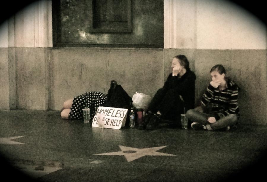 Homeless Teens Youth Hollywood California IMG_5494 3