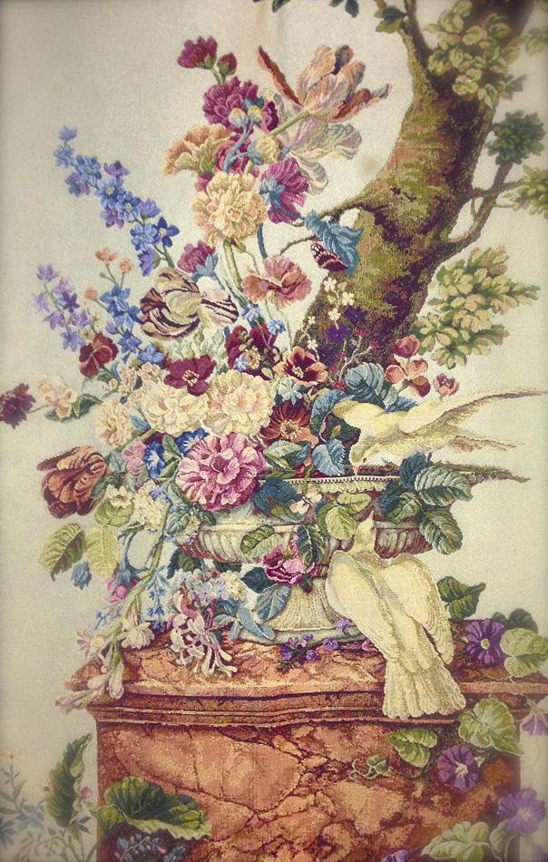 tapestry dove