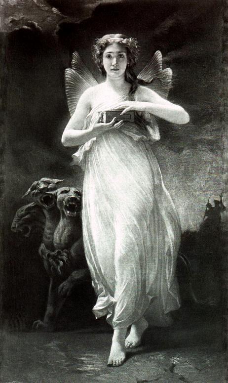 psyche-greek-mythology