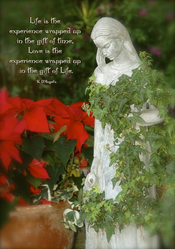 christmas statue poem
